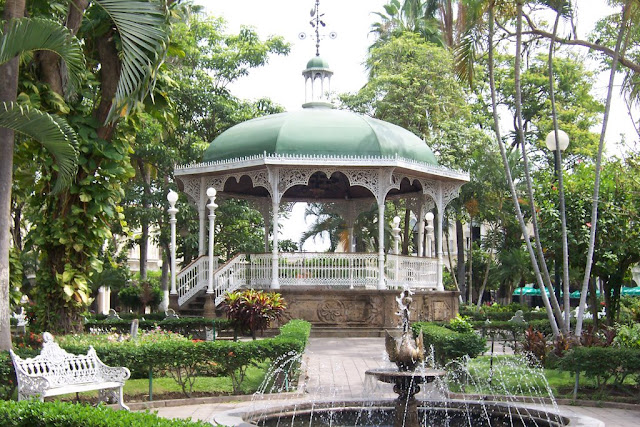 Jardín Libertad, Colima