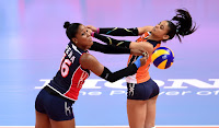 Winifer Fernandez 2016 Rio Olympic Sexy Volleyball Women Player Latest Photos