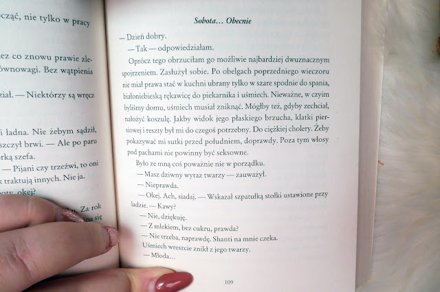 Fragment powieści obyczajowej A miało być tak pięknie