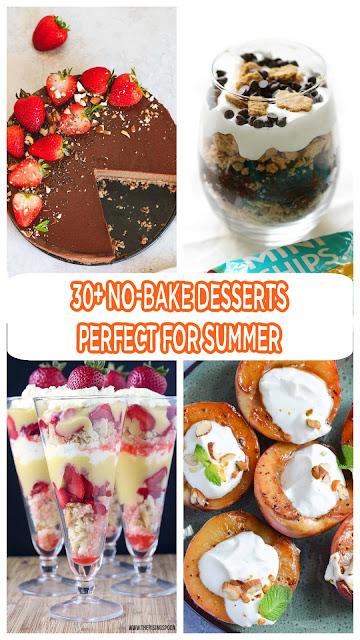 No-Bake Dessert Round-Up