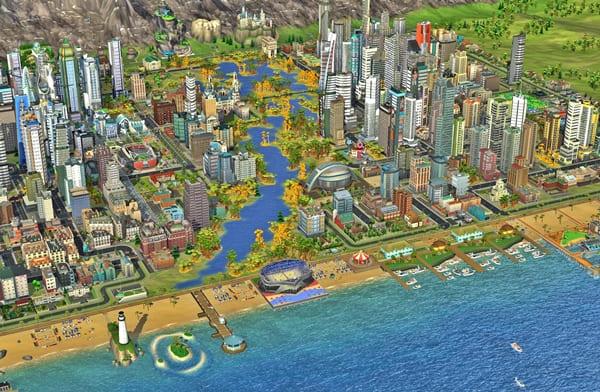 Os melhores jogos de construir cidade (Android e iOS)