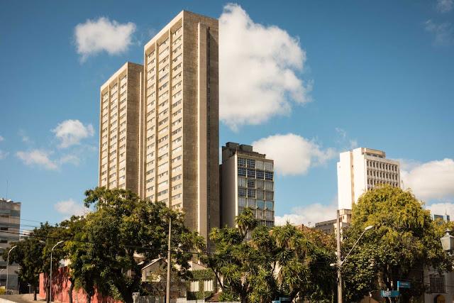 Edifício da Gloria - um outro ângulo