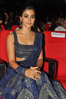 Pooja Hegde choli saree at DJ Duvvada Jaggannadham music launch ~  Exclusive 59.jpg