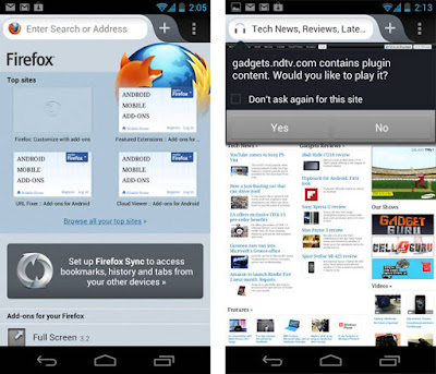 Firefox 49.0.2 APK For Android