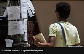 ¿Por qué va a aumentar el desempleo en América Latina si la economía va a crecer?