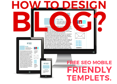 Blogger blog ko design kese Kare? Step by step.