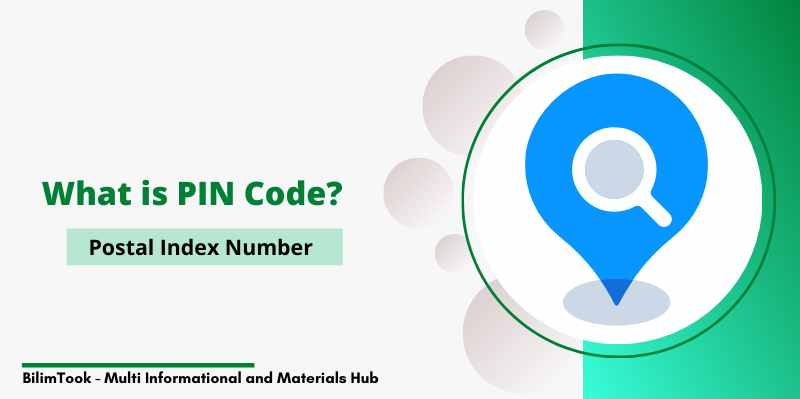 What is PIN Code? Postal Index Number
