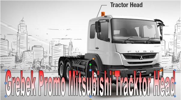Promo Harga Kredit Mitsubishi Tracktor Head Di Kec. Antapani Atau Cicadas