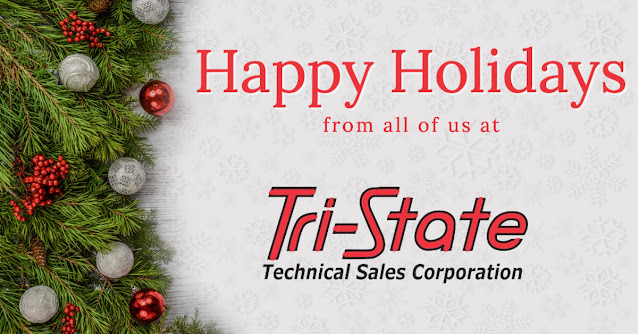 Happy Holidays from Tri-State Technical Sales