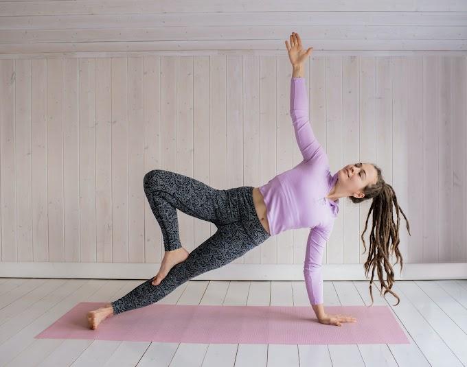 10 Yoga poses for bones health