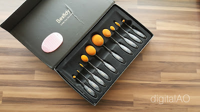 Bestidy 10 Piece Professional Makeup Brushes