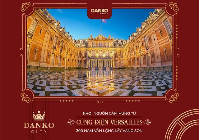 ý tưởng dự án danko city thái nguyên