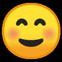 White Smile emoji