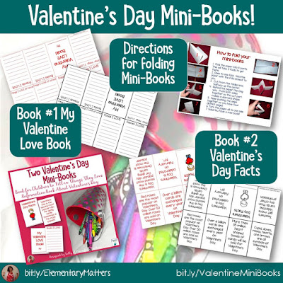 https://www.teacherspayteachers.com/Product/Valentines-Day-Mini-Books-522880?utm_source=blog%20post&utm_campaign=Valentine%20Mini%20books