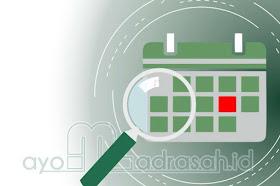 Kalender Pendidikan Madrasah Jawa Tengah 2021/2022