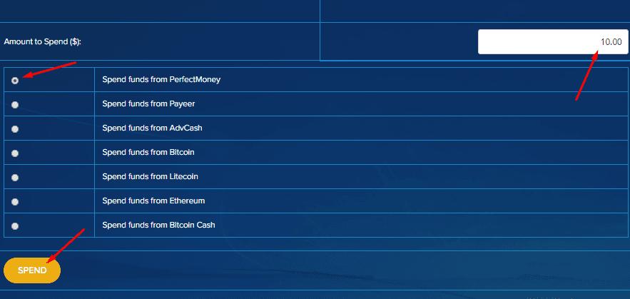 Регистрация в TraderiX 4