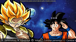 Dragon ball MOD Saiyan Revolution [Para Android E Pc PPSSPP]+DOWNLOAD 2020