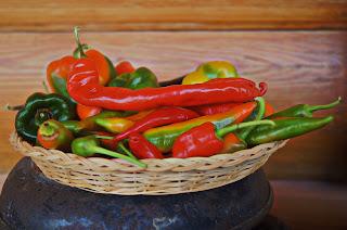 chile especias de México