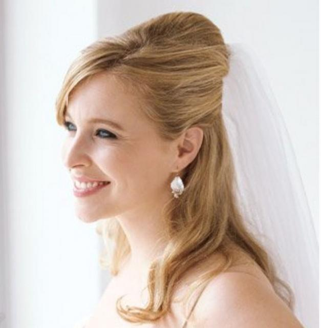Wedding Hairstyle Updo Veil: Girl Tattoo Designs Dragon: Bridal Hairstyles With Veil