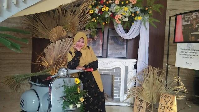 """Servita """"Inyong"""" Gadis Kalimantan Yang Menulis Cerita FTV DI 29 Tahun SCTV"""