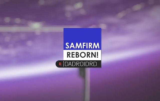 Download alternatif Samfirm Tool, Download Samfirm Reborn versi terbaru
