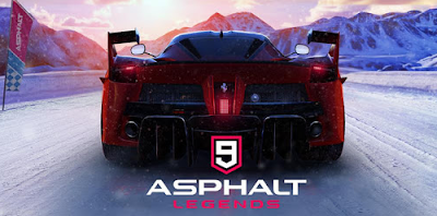 لعبة Asphalt 9: Legends