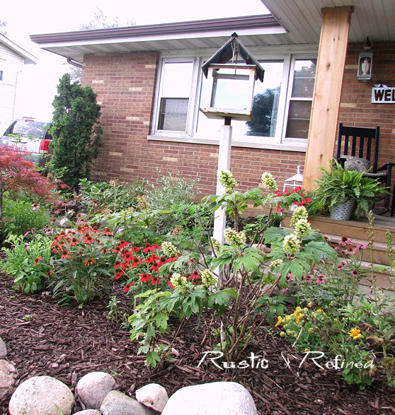 Gardens that add curb appeal to your home