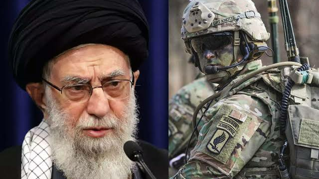 Iran wants to destroy military base in United States