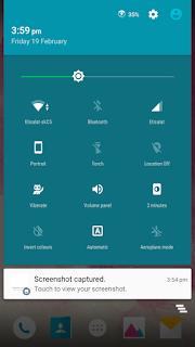 Download CyanogenMod 12.1 V3 Custom Rom For Infinix Hote Note x551