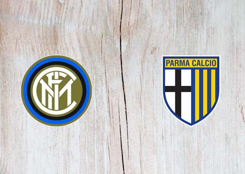 Internazionale vs Parma -Highlights 26 October 2019