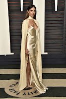 eiza gonzalez 2016 vanity fair oscar party best red carpet dresses