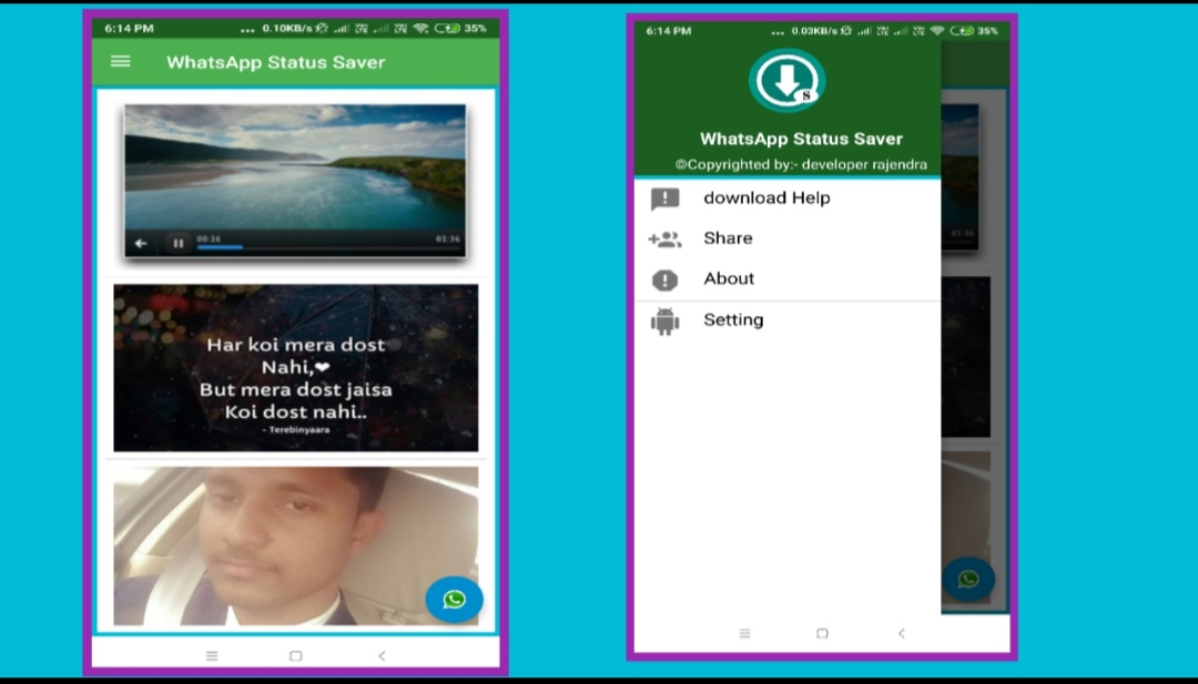 How To Download Whatsapp Status Saver App Projectsource