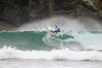 40 Marc Lacomare FRA Pantin Classic Galicia Pro foto WSL Laurent Masurel