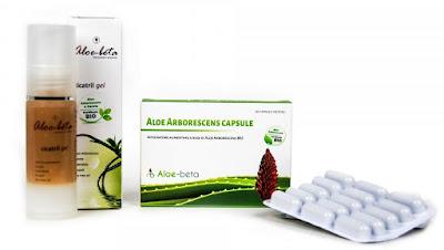 Cicatril è un gel a base di Aloe Arborescens