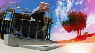 Mark Jansen Adelaide Skateboarding West Beach