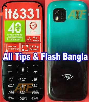 Itel it6331 Flash File