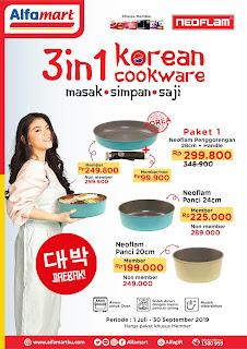 Tiga ini satu Korean cookware