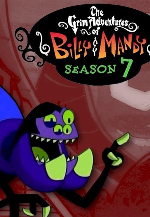 Billy y Mandy Temporada 7 TVRip Español Latino
