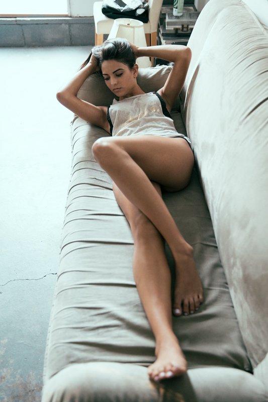 Kyra Santoro - Người đẹp muốn Bale về M.U -1