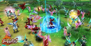 Tải game Thiên Long Kiếm 3D Việt Hóa Android & IOS | Free Full VIP20 - 3.000.000KNB + Full Thú Cưỡi & Full Cánh