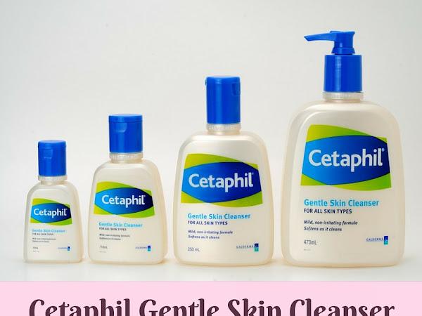 Cetaphil Gentle Skin Cleanser Sehat Dan Aman Untuk Semua Jenis Kulit