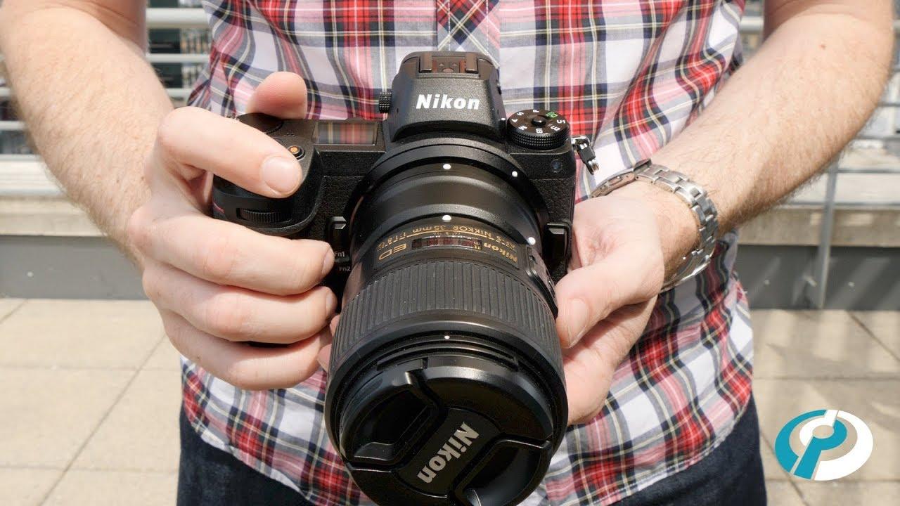 Nikon DSLRs vs Nikon Z 7:  First Impressions