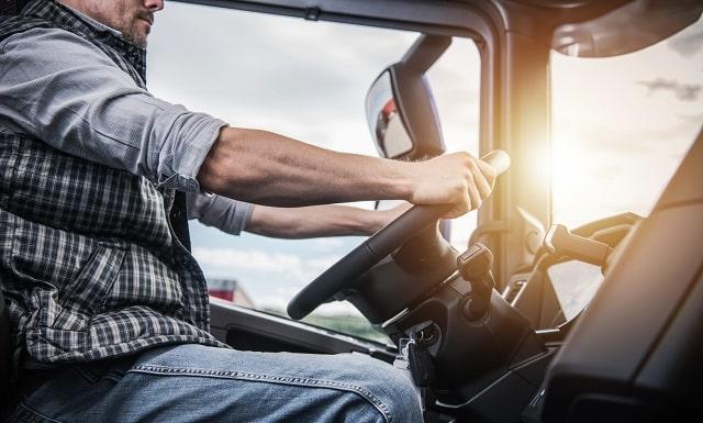 truck drivers market outlook trucker job security trucking industry