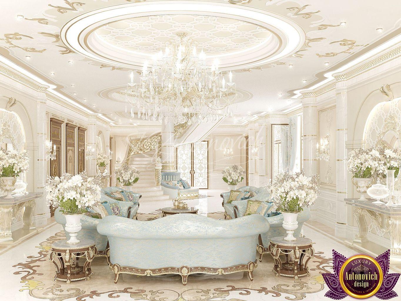 Congo Interior Design: Royal interiors by Katrina Antonovich