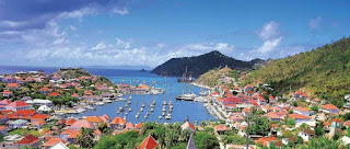 Gustavia Capital port St Barts Caribbean Saint Barth St Barthelemy France