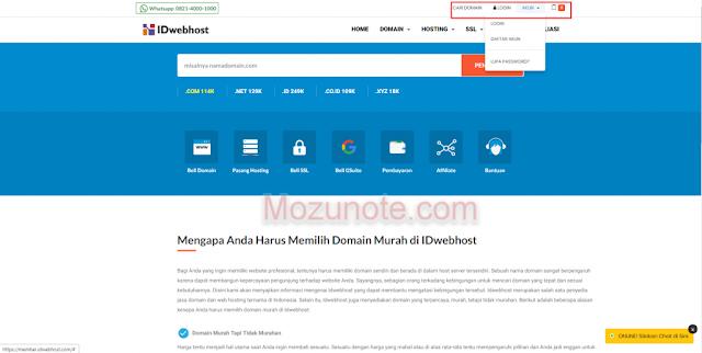 Mudahnya Merubah dan Mengganti Domain Blogger Menjadi Domain dot Com