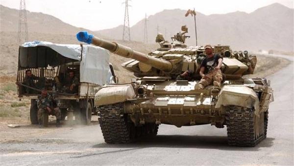 Ο συριακός Στρατός τρέπει σε φυγή τουρκμένους αντάρτες – Βίντεο