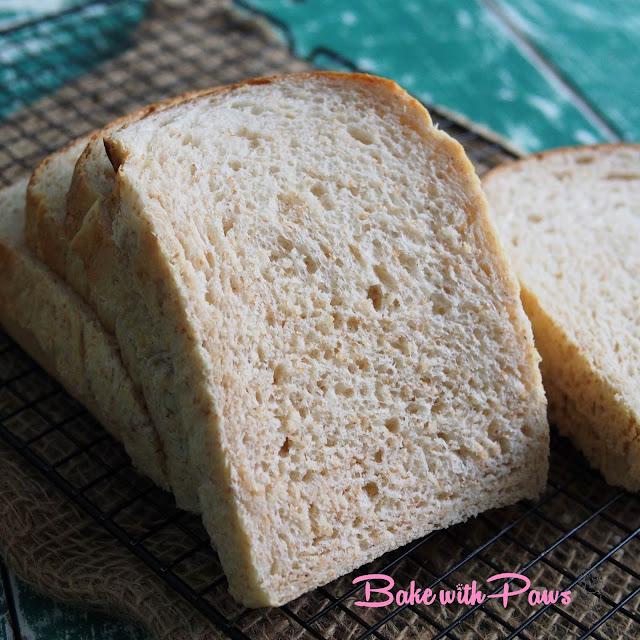 Wholemeal Soft Sourdough Bread