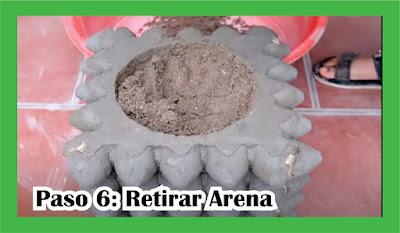 maceta de cemento paso a paso 6