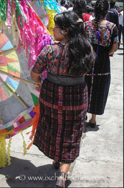 Traditional Guatemalan Dress: Huipil, Corte and Faja